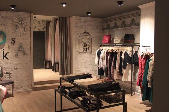 mobiliario para tienda de moda  Buscar con Google