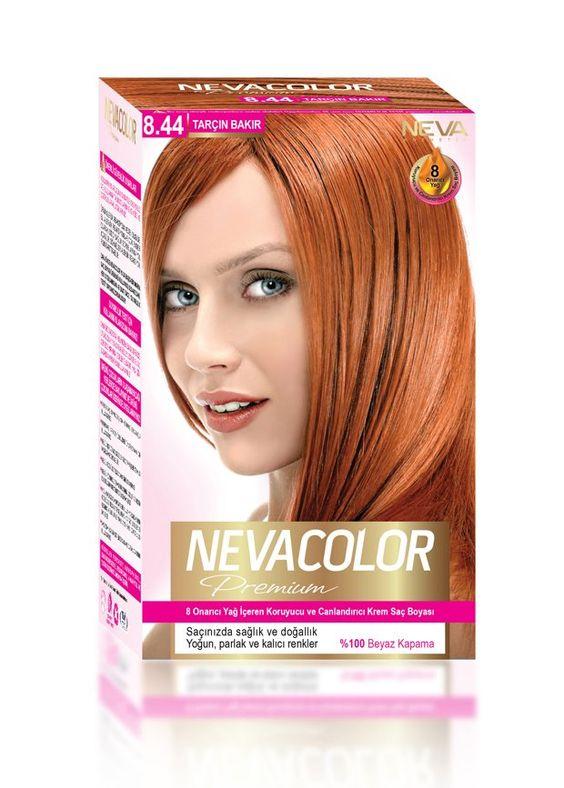 Nevacolor Premium Sac Boyasi 8 44 Tarcin Bakir Sac Sac Boyasi