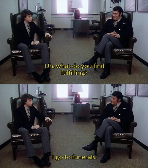 harold and maude a lesson of life and love Harold and maude has 1,543 ratings and 141 reviews shelby trains flying monkeys said: well,  harold doesn't love life very much but.