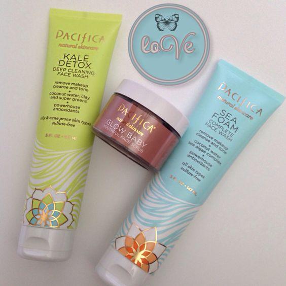 Pacifica skincare #skincare