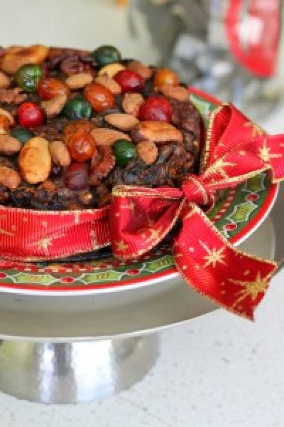 Festive Steamed Christmas Cake(s) - Cooking with Tenina #thermomix #recipe #christmas