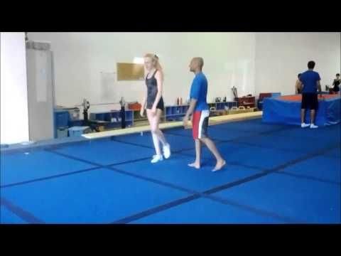 Is it hard to learn how to do a backflip? - Quora