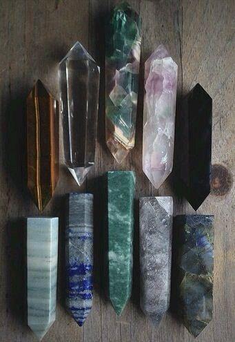 Mystical crystal (Gallery)