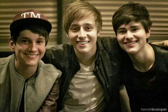 Riley toby and conner
