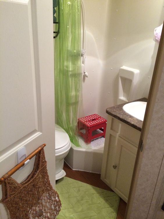 Green shower curtains, Green mat and Shower curtains on Pinterest
