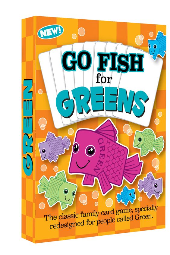 Go Fish for Greens