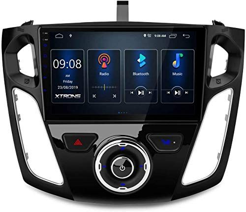 Lfewou Android Car Stereo 9 Inch Touch Screen Auto Radio Gps Navigation For Ford Focus 2012 2015 Head Unit Multime Android Car Stereo Gps Navigation Car Stereo