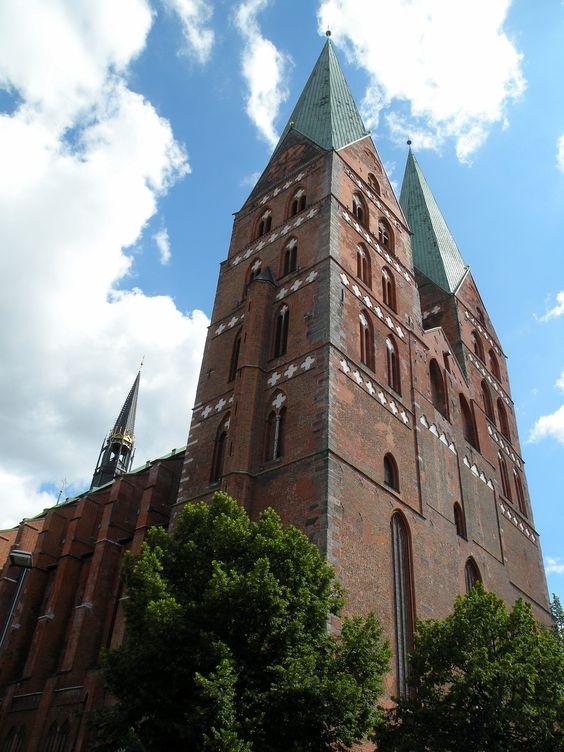 St.Mary´s church in Lübeck
