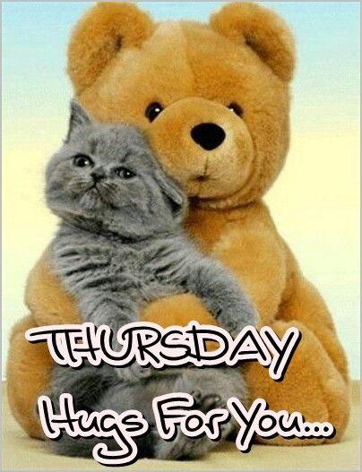 Happy Thursday ❤️ Hugs!