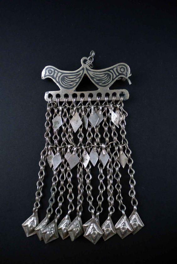 Turkoman ornament