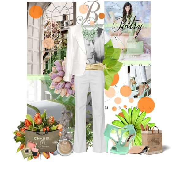Wake Me Up When Winter Ends, created by pattykake on Polyvore