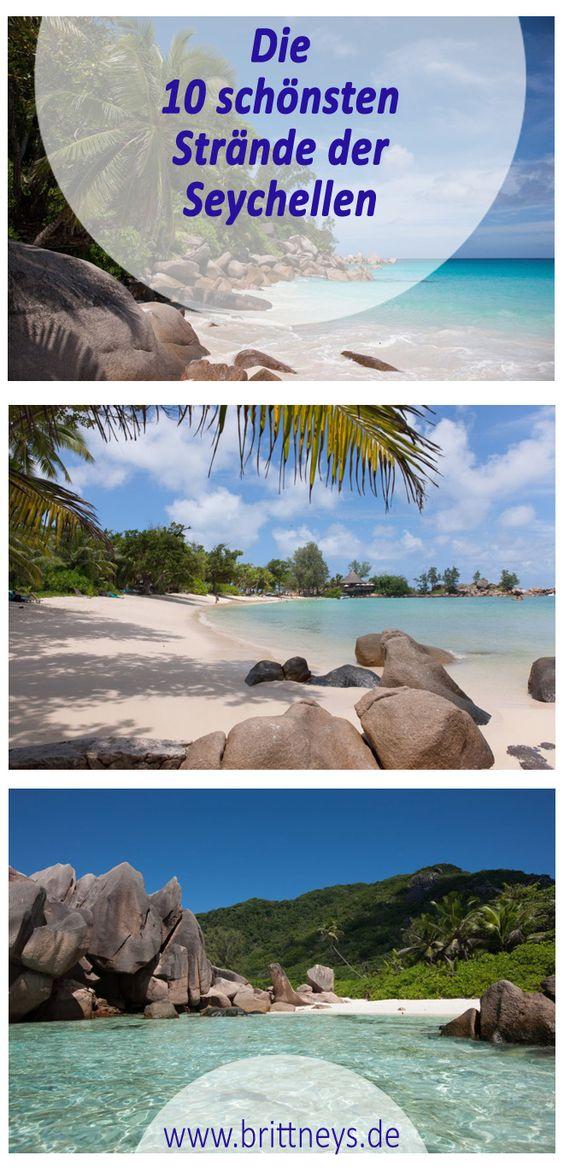 DIE 10 SCHÖNSTEN STRÄNDE DER SEYCHELLEN #Traumstrände #Seychellen #LaDigue #Mahé #Praslin
