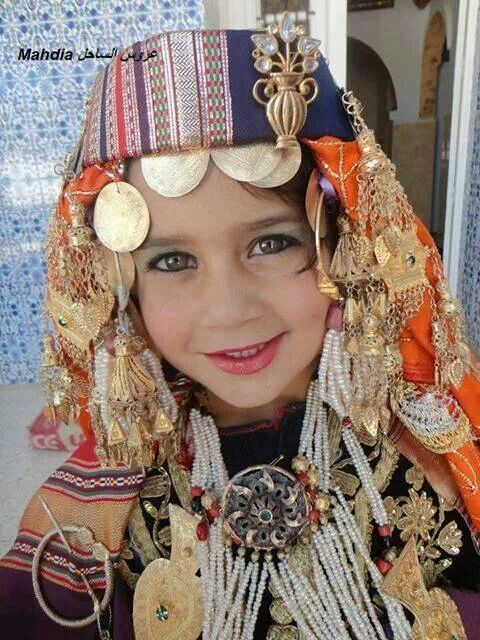 Image result for muslim tunisia children