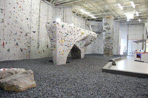Atlanta Rocks! Indoor Rock Climbing Gym