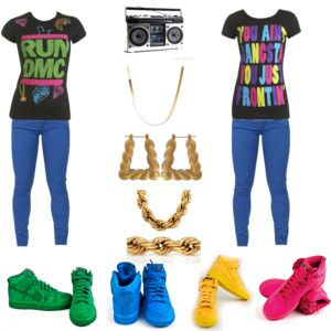 Hip Hop Fashion 1980s  Latest Fashion Style