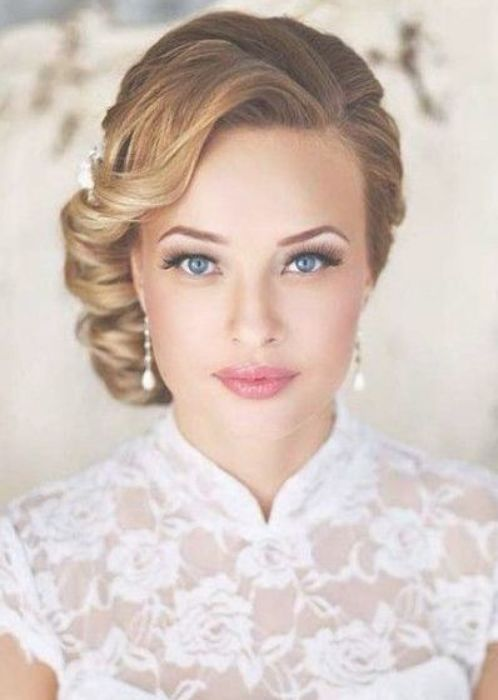New Vintage Wedding Hairstyles Updo 1950s 70 Ideas Wedding Hairstyles Vintagewedding Weddingh Retro Wedding Hair Vintage Wedding Hair Romantic Wedding Hair