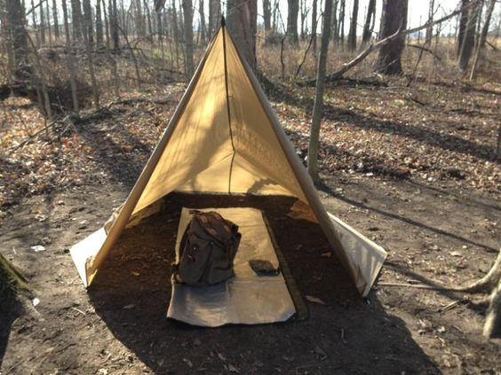 Shelter Tent Mining : Bcusa tarp shelter thread page classic camping and