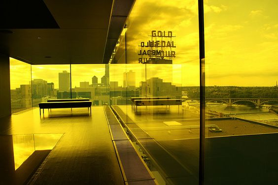 Guthrie Theater S Yellow Room