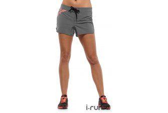 Reebok Short One Series Graphic Board W pas cher - Vêtements femme running Shorts / cuissards en promo