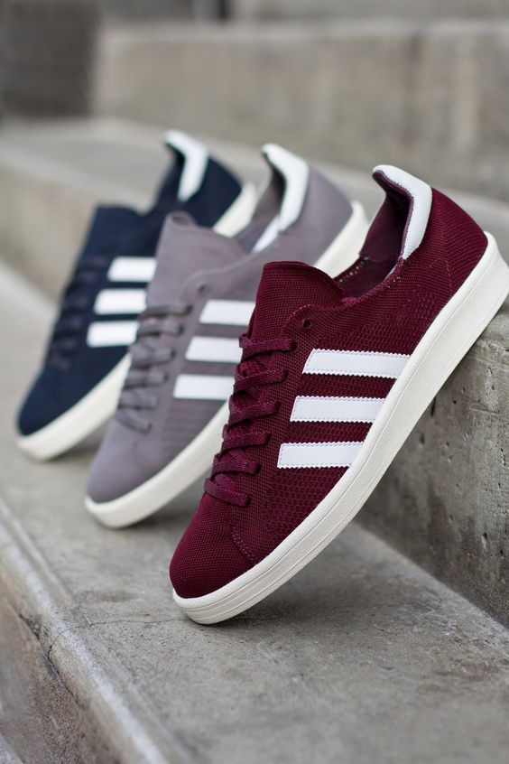 Even if school's out for summer/school's out forever, you're gonna want a pair from the adidas Campus kicks.: