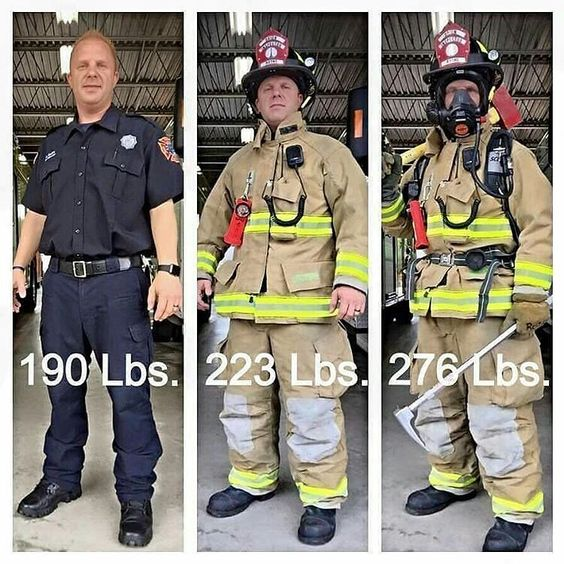 """FEATURED POST   @costa_mesa_firefighters -  One of the more common questions we get is """"what does all that stuff weigh?"""" Well here is your answer... . CHECK OUT! http://ift.tt/2aftxS9 . Facebook- chiefmiller1 Snapchat- chief_miller Periscope -chief_miller Tumbr- chief-miller Twitter - chief_miller YouTube- chief miller  Use #chiefmiller in your post! .  #firetruck #firedepartment #fireman #firefighters #ems #kcco  #flashover #firefighting #paramedic #firehouse #wod #firedept  #feuerwehr…"""