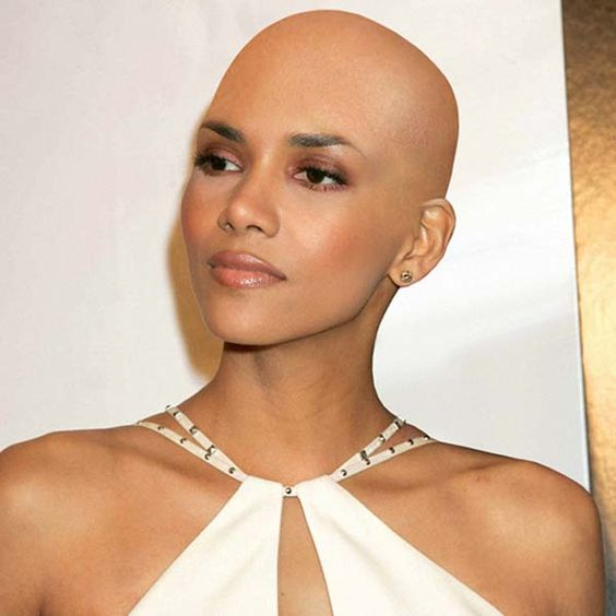 how to get halle berry hair