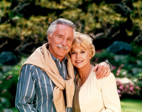 Mr. & Mrs. Joe Weider