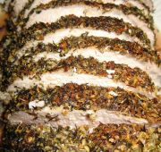 Fast Paleo » Roast Pork Loin with Herbes de Provence