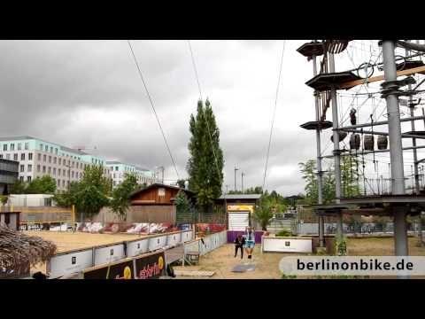 SiteInspection: MountMitte - Berlin on Bike