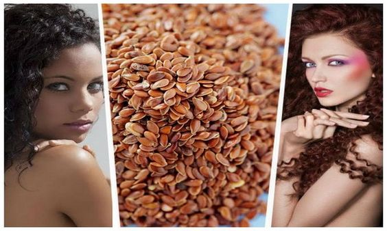 Flaxseed Water To Combat Hair Loss Awesome