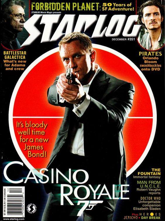Starlog Magazine 351