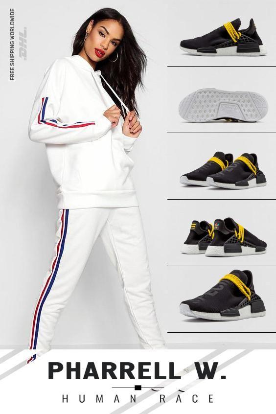 Human Race Adidas HU Black at online store
