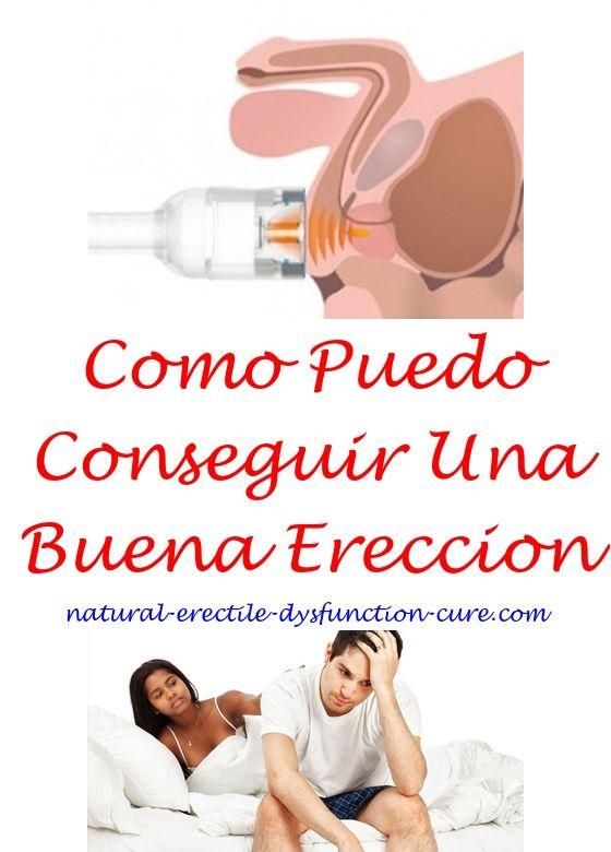 mejorar la erección con métodos naturales