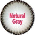 Hana SPC Natural Grey Circle Lenses (Colored Contacts)