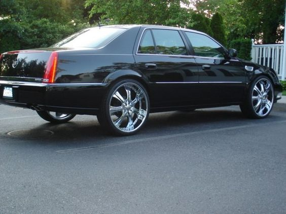 2006 cadillac dts fuzion whipz pinterest cadillac. Black Bedroom Furniture Sets. Home Design Ideas