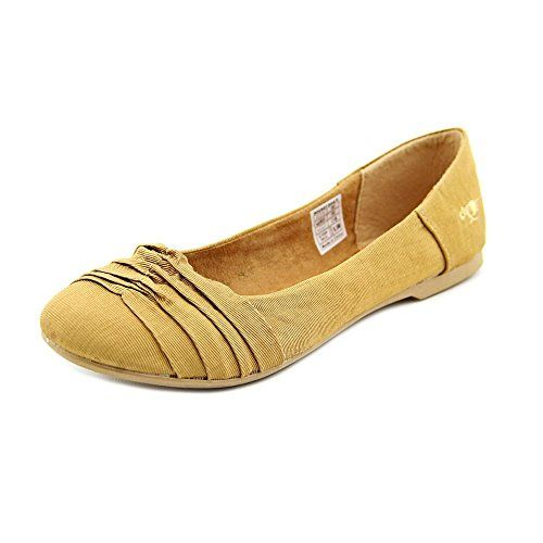Rocket Dog Womens Tictoc Moonlight Fabric Flat Caramel 75 M US -- Check out  this
