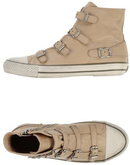 Pin for Later: The Best Trainers to Help You Survive Winter in Style  Ash high-top trainers (£86)