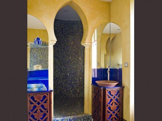 salle de bains orientale - Salle De Bain Orientale Design