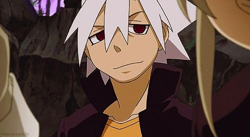 The FUCK is: Chrona  The representing social life The Soul representing antisocial (tumblr) The Maka representing me while she is like this: And I'm like: