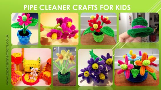 pipe cleaner stuff from my website, www.pipecleanercrafts.co.uk