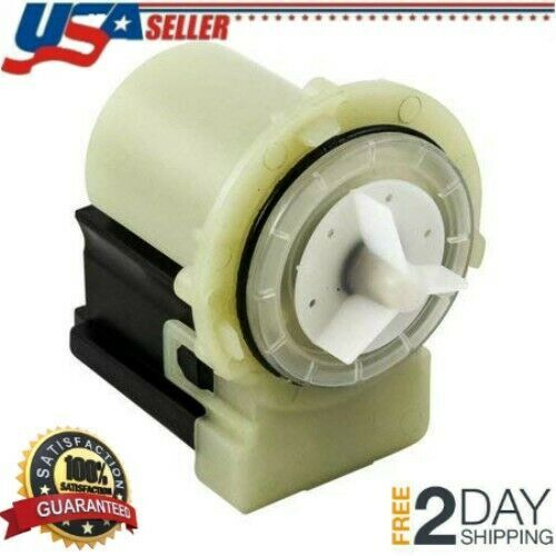 Washer Drain Pump Motor Assembly For Kenmore Elite He3 Kitchenaid