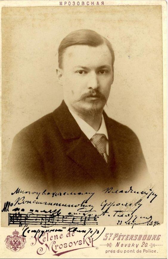 Aleksandr Konstantinovitch Glazounov - Page 3 C5ad9f7e4c04da7c55104cc0be6a2217