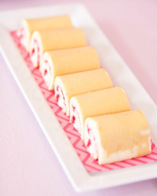 strawberry shortcake rolls