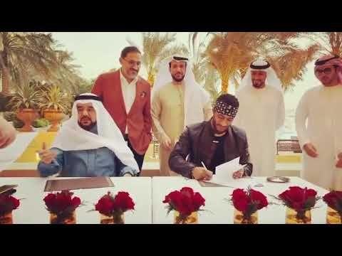 فيديو٠ محمد رمضان يوقع عقد شراكة مع احسان عبد الصمد القرشي انتظرو المفاجأة Painting Art