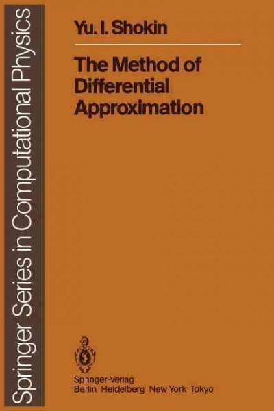 The Method of Differential Approximation