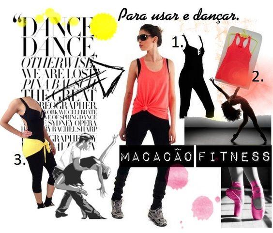 Look Fitness Dance