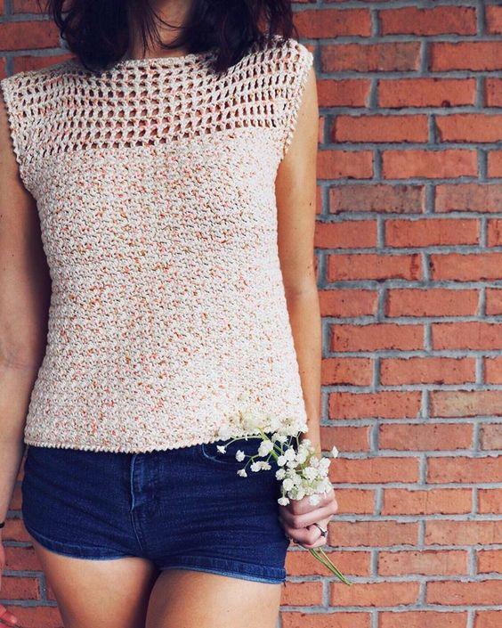 Top Crochet Clothes