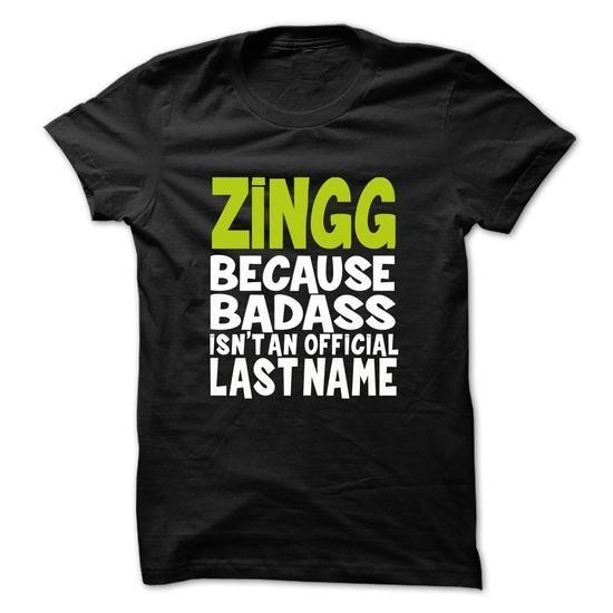 ZINGG BadAss - #mom shirt #party shirt. ZINGG BadAss, tee design,oversized hoodie. WANT =>...