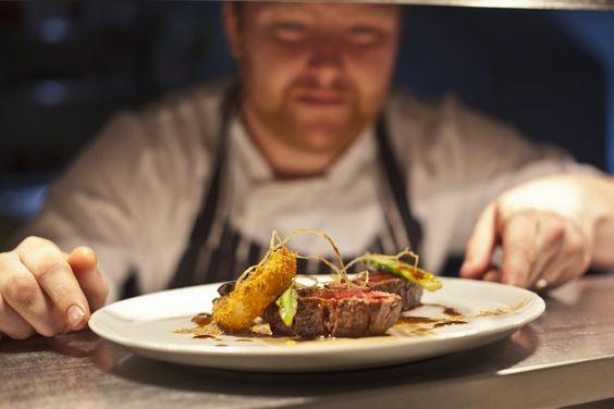 Fine Dining Devon | Restaurants Devon | Treby Arms - Anton's pub