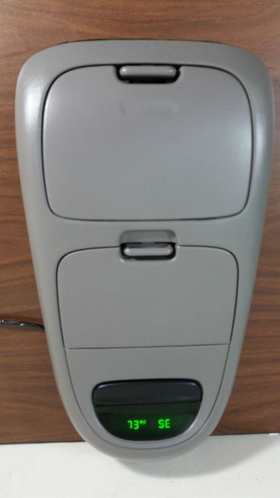 2003 f250 overhead console